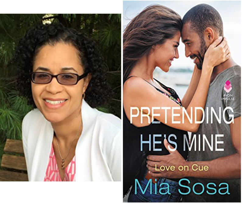 Latina Romance Author Mia Sosa: From Practiced to Published